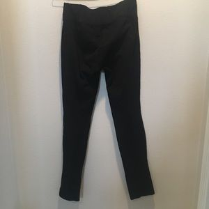 Gap maternity really skinny black pants size 2